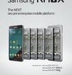 Samsung KNOX kompatybilny z mobilnymi rozwiązaniami Microsoft